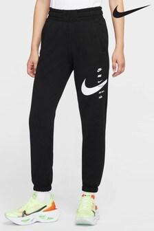 Nike Swoosh Fleee Logo Joggers