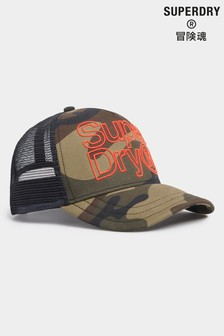 Superdry Lineman Trucker Cap