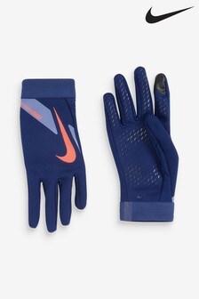 Nike Navy Hyper Warm Gloves