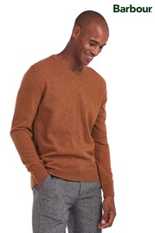 Barbour® Harrow V-Neck Jumper