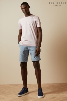 Ted Baker Mirtilo Semi Plain Shorts