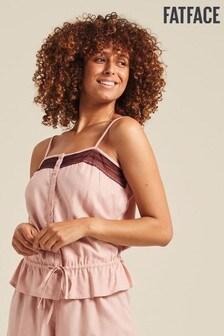 FatFace Pink Louisa Vest