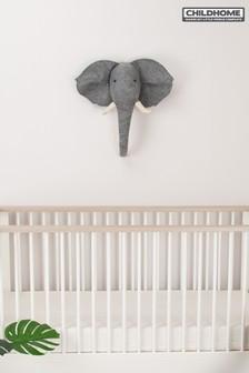 Childhome Elephant Head Wall Art
