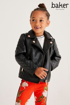 Baker by Ted Baker PU Leather Jacket