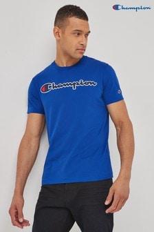 Champion Blue T-Shirt