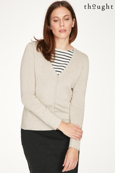 Thought Grey Loren Cardigan