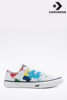 Converse Chuck Ox Junior Map Trainers