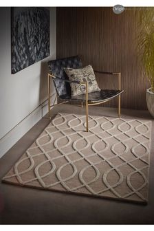Hotel Glamour Milan Hand Woven Rug by Origins