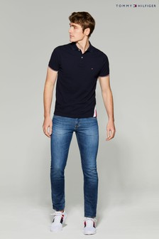 Tommy Hilfiger East Blue Slim Bleecker Jeans