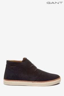 GANT Blue Bari Low Boots