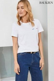 Baukjen White Lilou T-Shirt