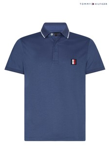 Tommy Hilfiger Sophisticated Tipped Slim Poloshirt