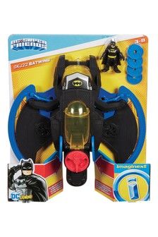 Imaginext DC Super Friends Batwing Playset