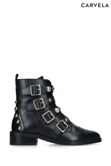Carvela Black Saucy Boots