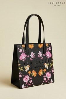 Ted Baker Kericon Saffiano Rhubarb Small Icon Bag