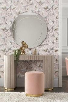 Organic Bevel Mirror