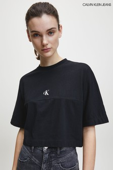 Calvin Klein Black Back Logo T-Shirt