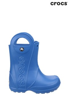 Crocs™ Blue Handle It Rain Boots