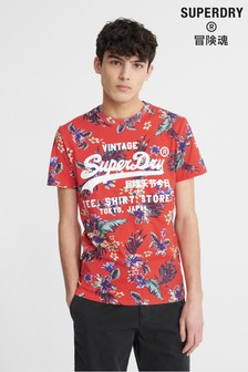Superdry Super 5's T-Shirt