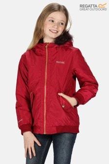 Regatta Pink Benicia Waterproof Jacket