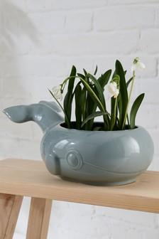 Whale Plant Pot