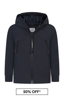 CP Company Boys Navy Jacket