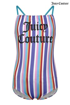 Juicy Couture Stripe Swimsuit
