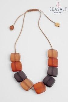 Seasalt Brown Big Skies Necklace