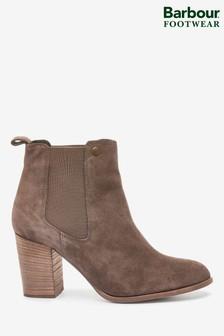 Barbour® Valentina Block Heel Boots