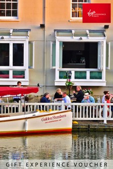 Cocktails For Two On The Riverbank In Oxford Gift Experience by Virgin Experience Days