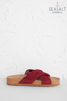 Seasalt Red Art Lover Sandals