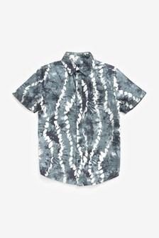 Tie Dye Short Sleeve Shirt (3-16yrs)