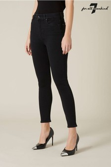7 For All Mankind Aubrey Skinny Jeans
