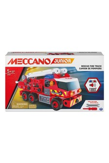 Meccano Junior Fire Engine