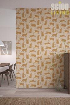 Scion Lionel Cheetah Wallpaper