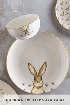 Harley Hare 12 Piece Dinner Set