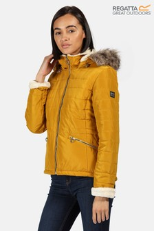 Regatta Yellow Westlynn Insulated Jacket