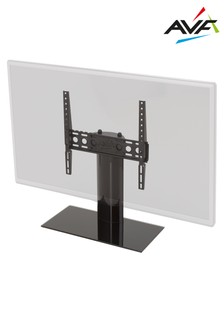 AVF Universal Table Top Stand/Base  400 VESA  Fixed Position