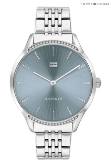 Tommy Hilfiger Watch With Blue Dial