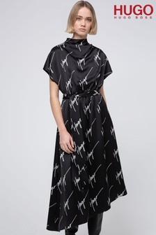 HUGO Black Kinori-1 Dress