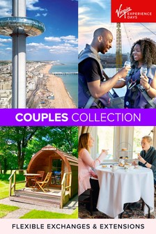 Couples Collection Gift Experience by Virgin Experience Days