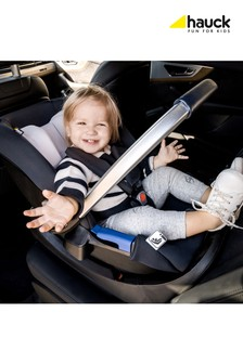 Hauck iPro Baby iSize Car Seat Caviar