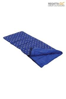 Regatta Blue Roary Kids Sleeping Bag
