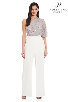 Adrianna Papell Knit Crepe Trousers
