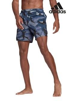 adidas Camo Classic Swim Shorts