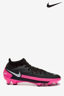 Nike Black/Pink Phantom GT Academy Dynamic Fit Multi Ground Football Boots