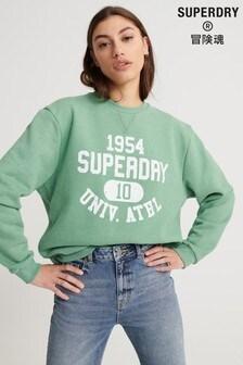 Superdry Classic Varsity Crew Sweatshirt
