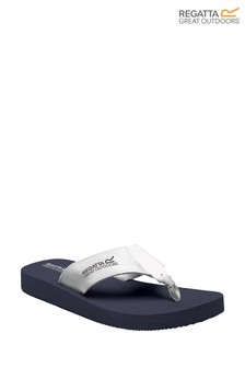 Regatta Lady Catarina Wedge Flip Flops