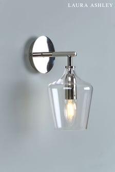 Clear Ockley Bottle Wall Light