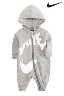 Nike Baby Grey All-In-One